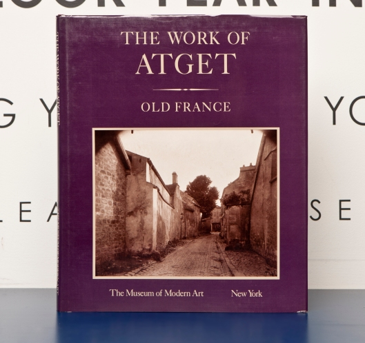 The Work of Atget: Old France
