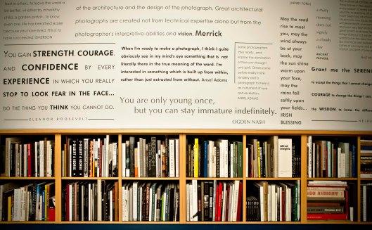 Brad Feinknopf Library