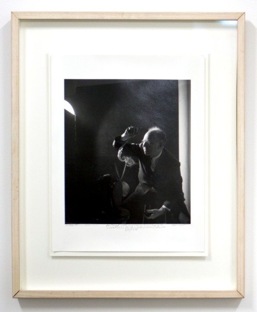 Framed Arnold Newman Print