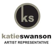 Katie Swanson Artist Representative